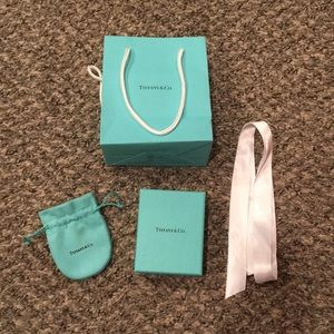 Assortment of Tiffany & Co. Accessories💗